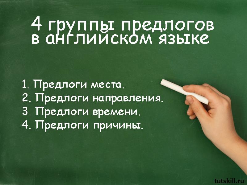 предлоги